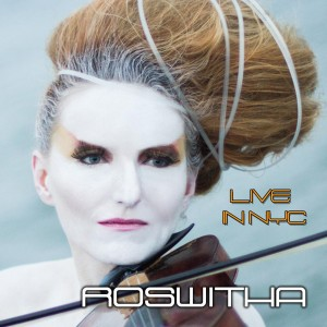 Roswitha LIVE in NYC_2014_Queen Rose Music