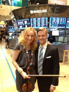 Roswitha_performing_New_York_Stock_Exchange_NYSE